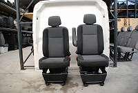 Renault Master Opel Movano Beifahrersitz Sitz Fahrersitz Sitze Bank Einzelsitz 3er Sitzbank Schwingsitz Fahrer Beifahrer