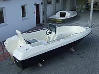 Konsolenboot 550 open