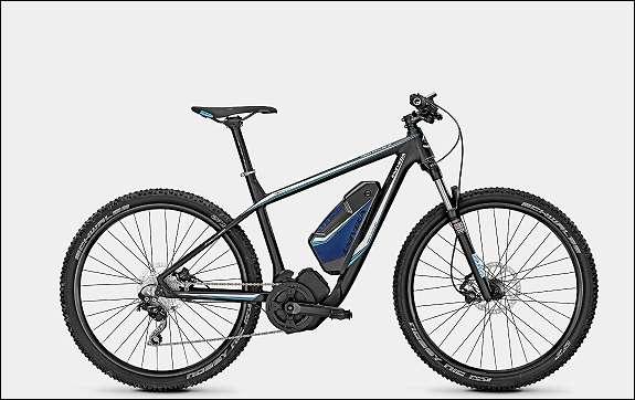 UNIVEGA Vision Impulse 1.0 10-G Deore Plus – E-Bike – Größe L (52cm) – Neu!