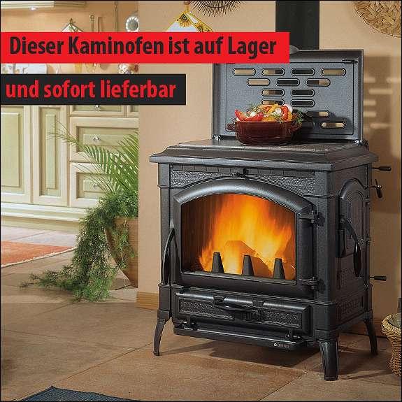 kaminofen mit kochplatte auf lager la nordica isotta con. Black Bedroom Furniture Sets. Home Design Ideas