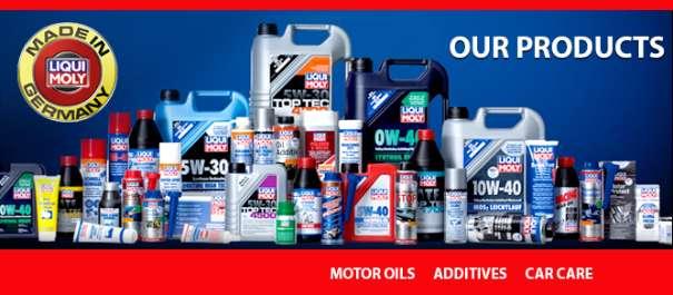 Liqui Moly Motor System Reiniger Diesel , Motor System