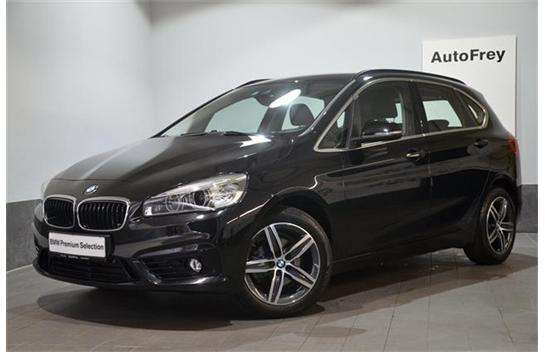 bmw 2er reihe 218d active tourer sport line aut limousine. Black Bedroom Furniture Sets. Home Design Ideas