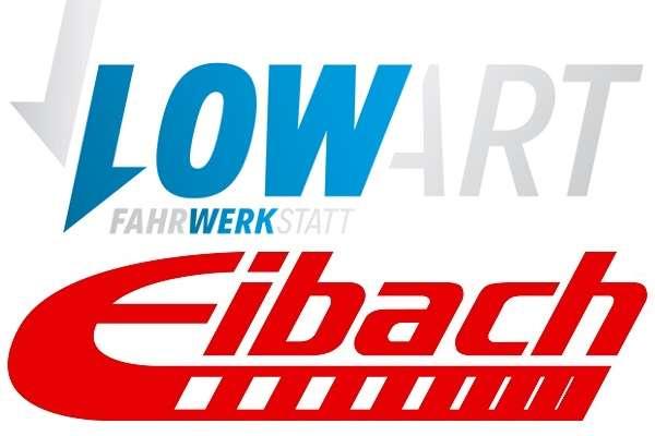 NEU Eibach Sportfedern in tiefer Version von -35 mm bis -60 mm für Audi, VW, Seat und Skoda mit TÜV