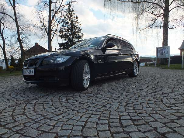 bmw 3er reihe 330 diesel m paket kombi 2006 km. Black Bedroom Furniture Sets. Home Design Ideas