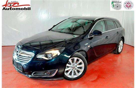 Opel Insignia ST 2,0 CDTI Ecotec Allrad Cosmo Aut. Kombi