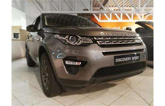 annonce land rover discovery sport d 39 occasion de 2017 40 700. Black Bedroom Furniture Sets. Home Design Ideas