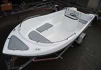 Neues Boot RELAX 500 Fischerboot Freizeitboot Familienboot Angelboot Ruderboot Motorboot Elektroboot - 24 MONATE GARANTIE