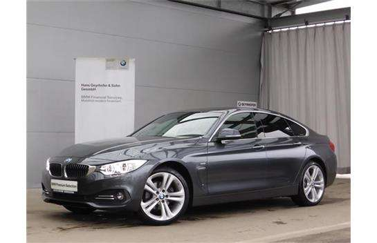 used bmw bmw 4er reihe gran coupe your second hand cars ads. Black Bedroom Furniture Sets. Home Design Ideas