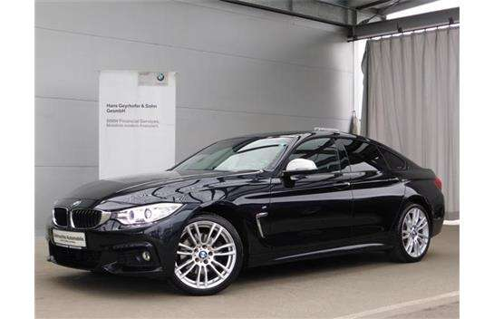 Used bmw bmw 4er reihe gran coupe your second hand cars ads for Bmw 4er gran coupe m paket