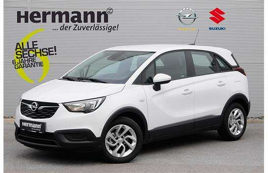 opel crossland x 1 2 edition suv gel ndewagen willhaben. Black Bedroom Furniture Sets. Home Design Ideas