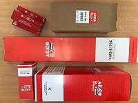 ALCO Filtersatz, Ölfilter, Luftfilter, Kraftstofffilter, Innenraumfilter, Polenfilter, FEBI Glühkerzen