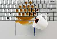Tausch einer Laptop-Tastatur - Computer Expert