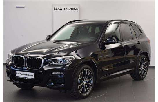bmw x3 xdrive 20d m sport aut suv gel ndewagen 2018 5. Black Bedroom Furniture Sets. Home Design Ideas
