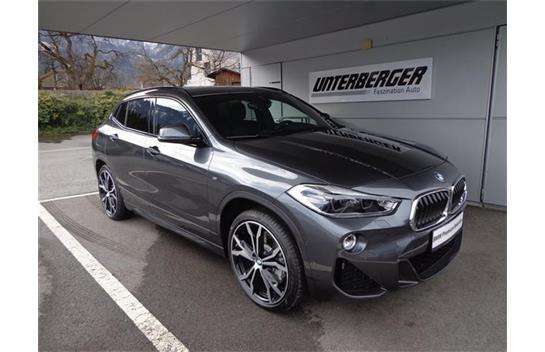 bmw x2 xdrive25d m sport aut suv gel ndewagen 2018 9. Black Bedroom Furniture Sets. Home Design Ideas