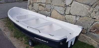 Lagernd - Neues 430 Lake Angelboot Ruderboot Fischerboot Motorboot Sportboot Fuchs Boot Lod Lodi Clun auf Wunsch mit Bootsanhänger Außenborder usw.