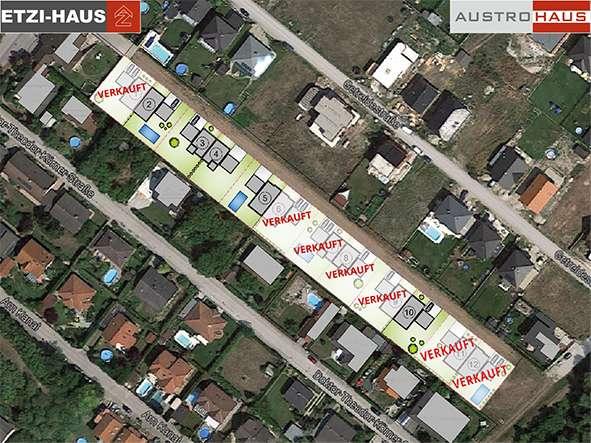 Pottendorf I Grundstück Inkl Doppelhaus Zu Verkaufen 395 M²