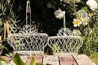 Drahtkörberl Korb Übertopf Zeitungshalter Schale Schüssel Aufbewahrung Notenständer Gesteck Blumen Pflanze Garderobe