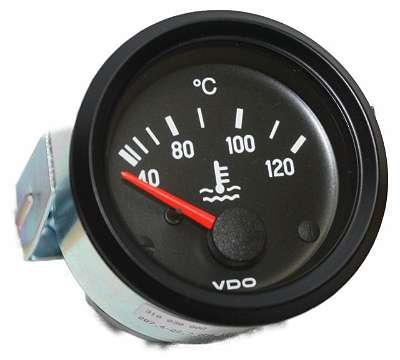 VDO Temperaturanzeige 12V * NEUTEIL * KTM RLW 50 * PUCH COBRA GTL