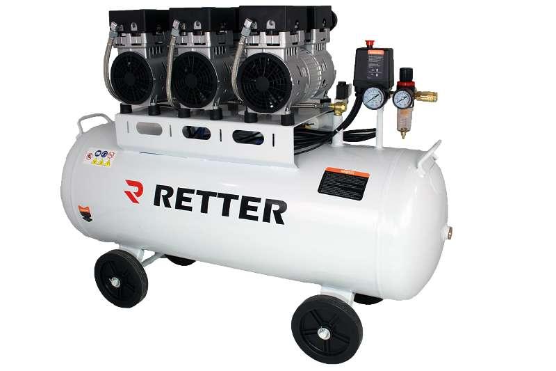 Kompressor Mit Zubehör : retter rt1100 fl ster kompressor mit 100l kessel ~ Watch28wear.com Haus und Dekorationen