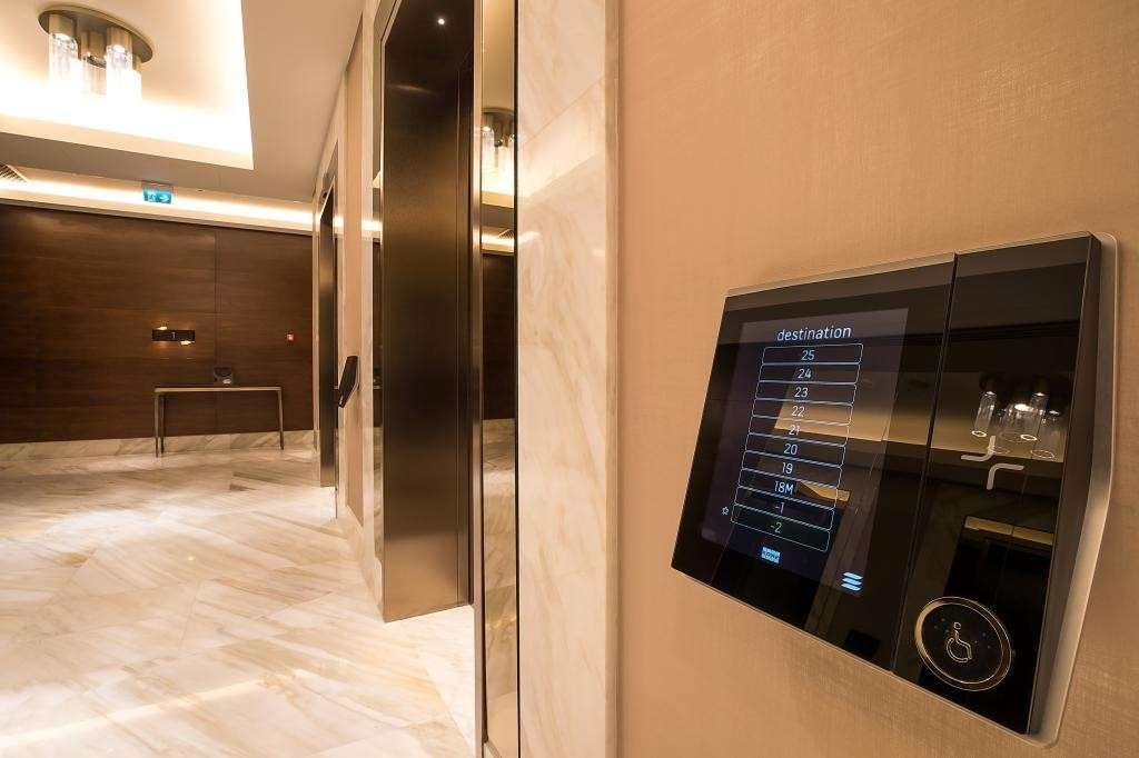 Elevator zone