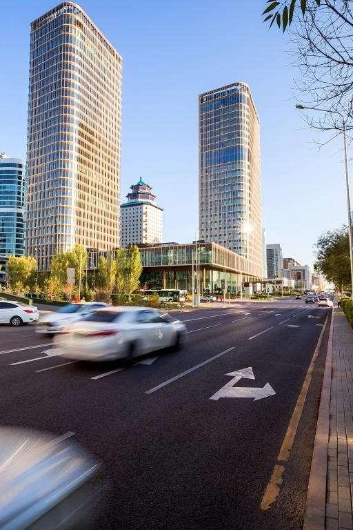 Exterior_Talan Towers complex_