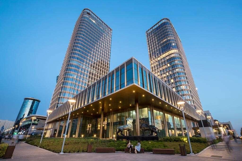 Exterior_Talan Towers complex__