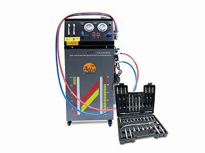 Automatik Getriebeöl Service Station Wechsler Spülung Ölwechsel Getriebespülgerät Ölabsauggerät