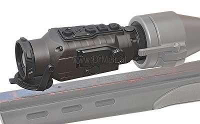 Guide Sensmart - TA435 Wärmebild Vorsatzgerät an der Zieloptik