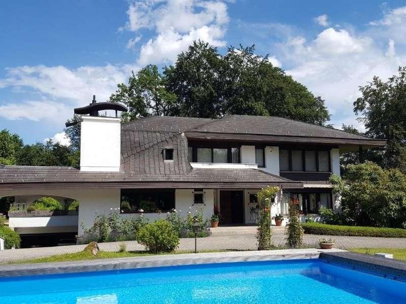 Grosszugige Architekten Landhaus Villa In Velden 400 M