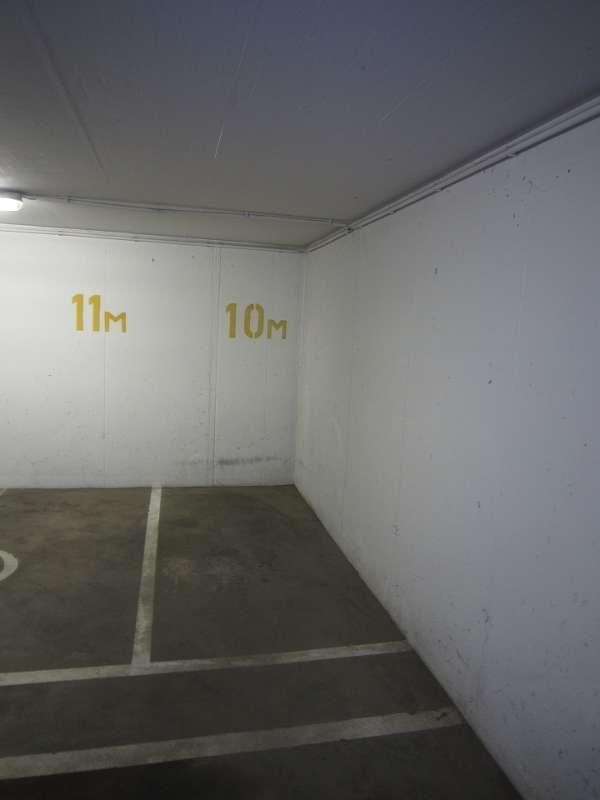 Bild 1 von 2 - Motorradabstellplatz