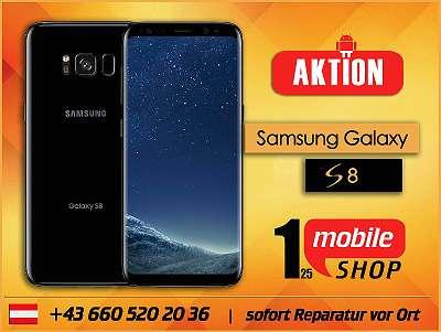 Samsung Galaxy S8 - NEUWERTIG - mit Garantie - Werksoffen - #Schwarz