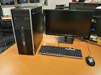i7 3770! 16GB! RAM SSD! 8x3.4GHZ (Threads) Komplettset mit Monitor 22