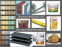 Vollwärmeschutz System Graphit Plus 031 mit Montage zu günsigen Preisen - KOMPLETTPAKET Ganz Österreich ab 59,40 ?/ m² inkl. MwSt. *TOP AKTION *