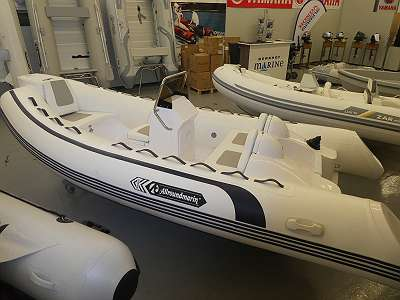 Schlauchboot Ribstar Deluxe 410