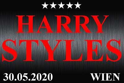 Harry Styles live in Wien Top Karten im Orchester gerade Sicht 30.05.2020 Stadthalle Wien Restkarten verfügbar
