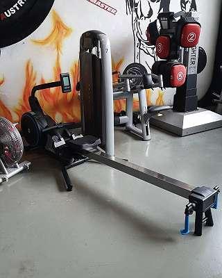 HSR Dual Rowing Machine