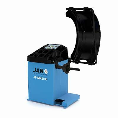 GRATIS LIEFERUNG JAN Trading Wuchtmaschine mit automatischer Datenübernahme bis 24