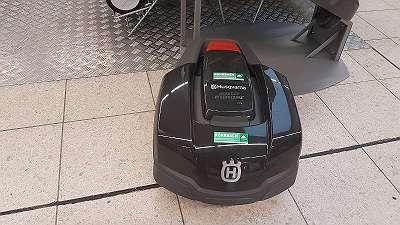Rasenroboter Husqvarna Automower 105