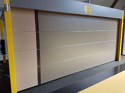 Türen - Tore - Garagentore - Deckensektionaltore - Sektionaltore - Superschnäppchen Messetor hochwertig 3-färbig - Mayr&Söhne GeneralvertriebsgmbH - 180 Fachhandelspartner in gesamt Österreich