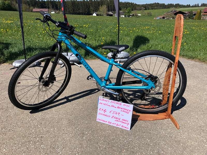 Kubikes leichte Kinderräder