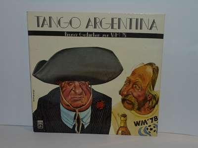 LP - TANGO ARGENTINIA - BRUNO'S GEDANKEN ZUR WM 78