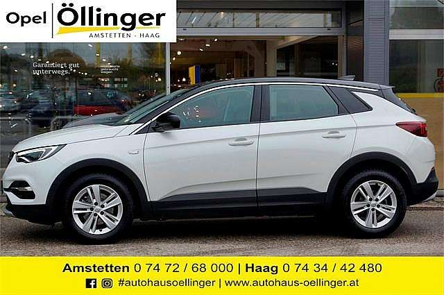 Opel Grandland X 1,2 Turbo Direct Injection Innovati...