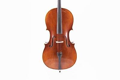 Cello französischer Herkunft - Zettel