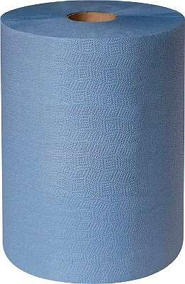 KHIGmbh Putzpapier blau Putztuch profix handy plus L380xB360