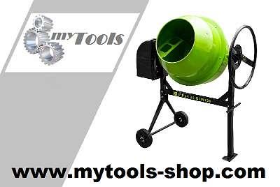 Betonmischer Zipper BTM130 (Mischmaschine)