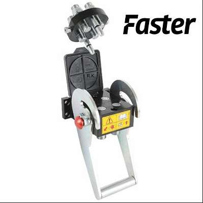 4 Fach Faster-Multifaster-Hydraulikkuppler-Mehrfachkuppler-NEU