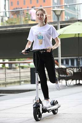 Elektro Scooter / Roller SKYWALKER 10