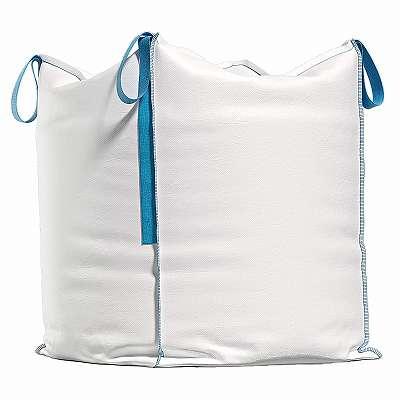 Big Bag - Transportsack für Bauschutt, Holz, Gartenabfall, Sand etc. - 90x90x90 cm, Tragfähigkeit 1000 kg