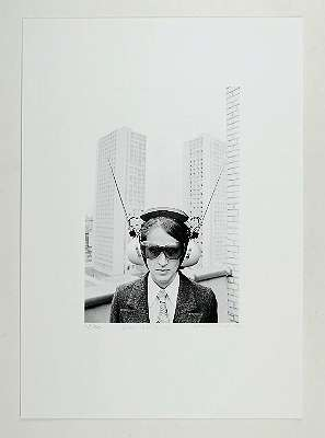 Michael HOROWITZ, Kiki Kogelnik - Fotographie Pigmentdruck