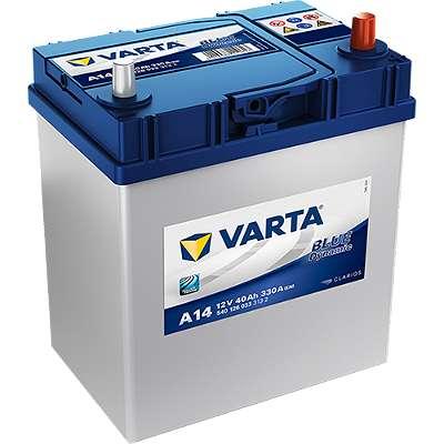 VARTA Autobatterie/ Straterbatterie 40Ah